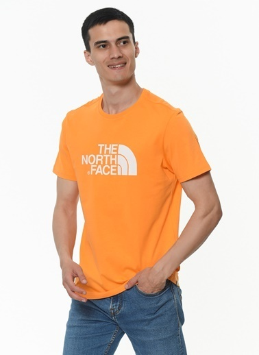 The North Face Tişört Oranj